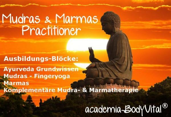 Mudras & Marmas Practitioner Ausbildung