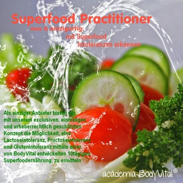 Superfood Practitioner Ausbildung