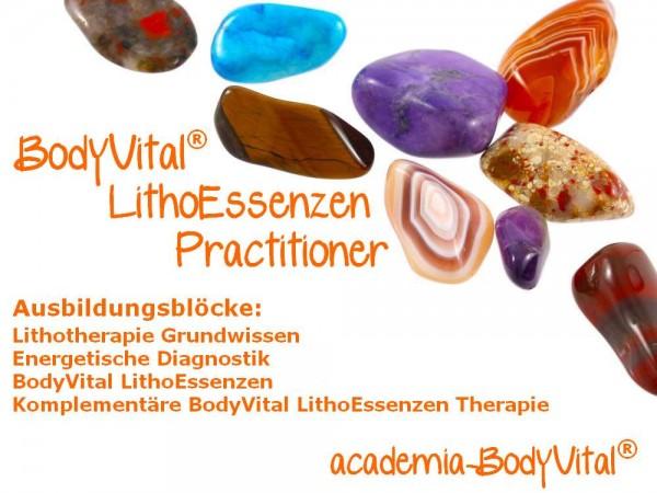 BodyVital® LithoEssenzen Practitioner Ausbildung